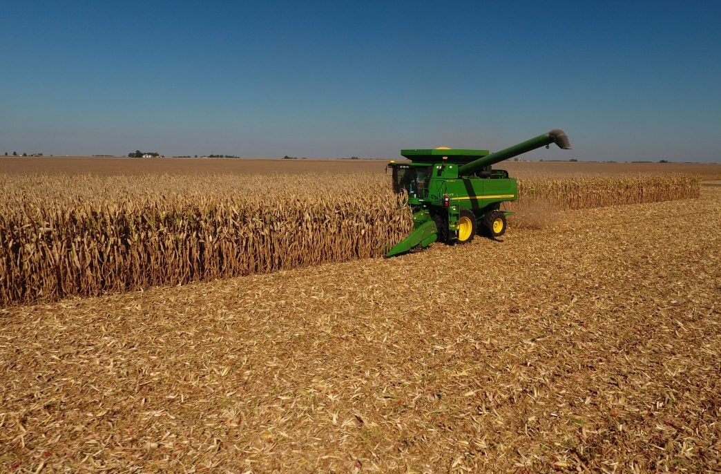В аграрном секторе России наметился спад