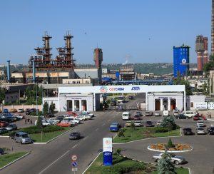 Северодонецкому «Азоту» мешают белорусские удобрения