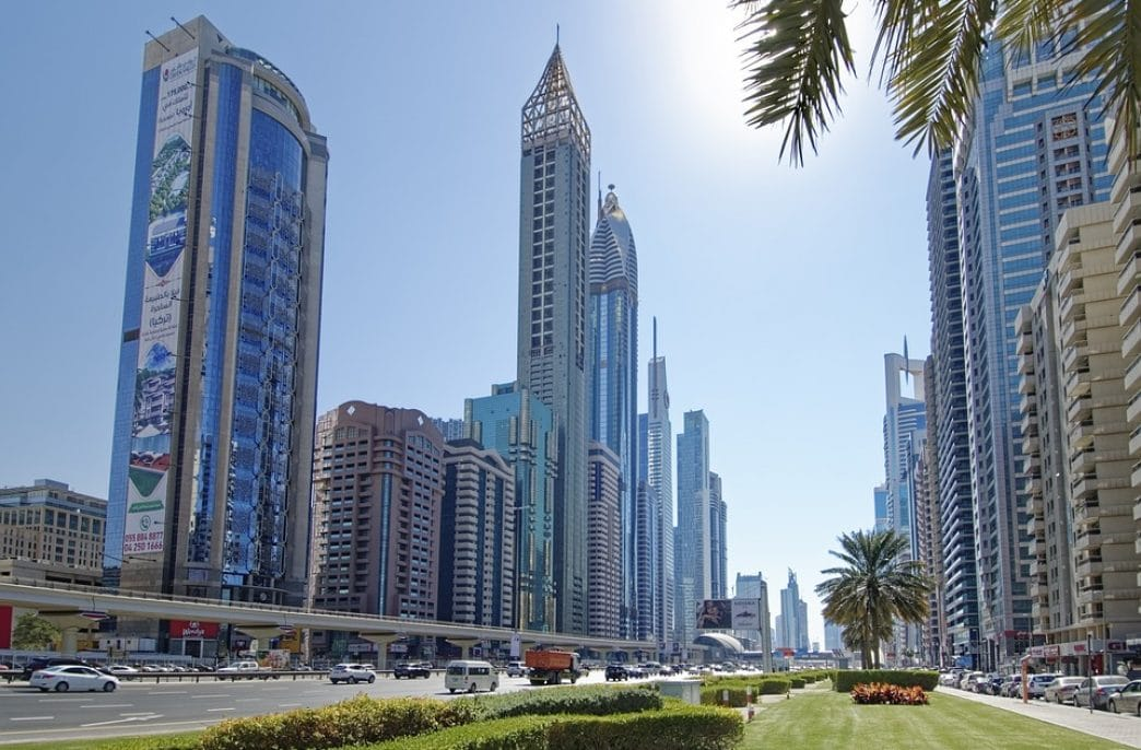 В ОАЭ построят вертикальную ферму