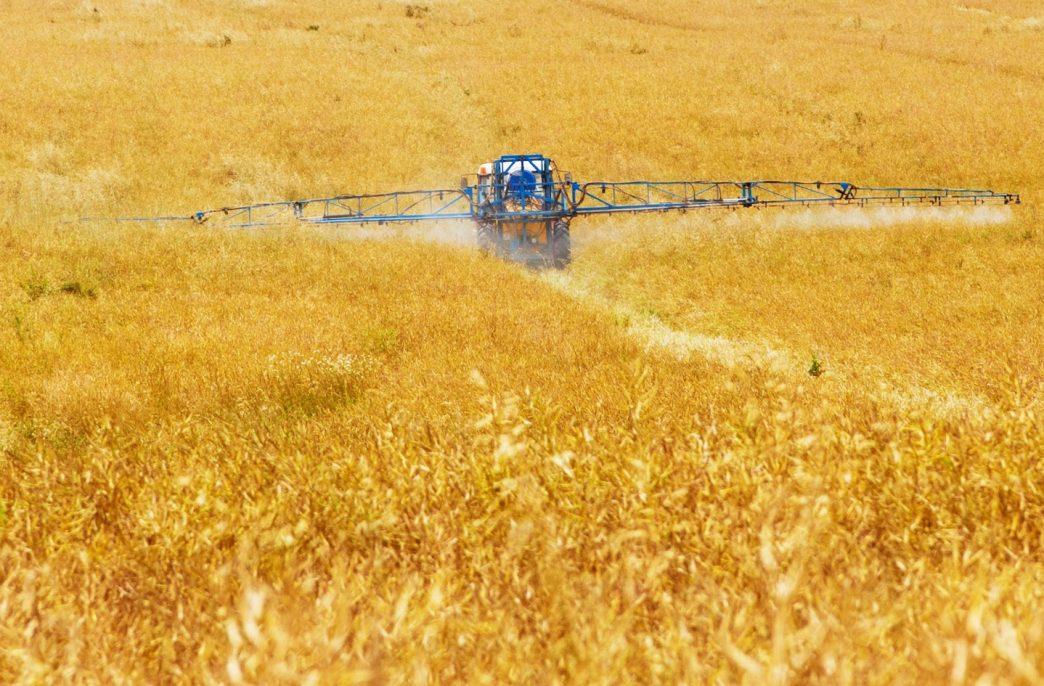 Украине не хватает инновационных пестицидов