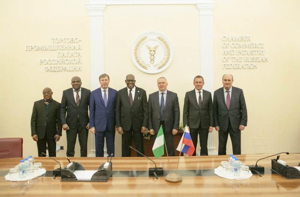 «Уралхим» откроет представительство в Нигерии