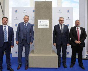 Стартовало активное строительство «ЕвроХим Северо-Запад-2»