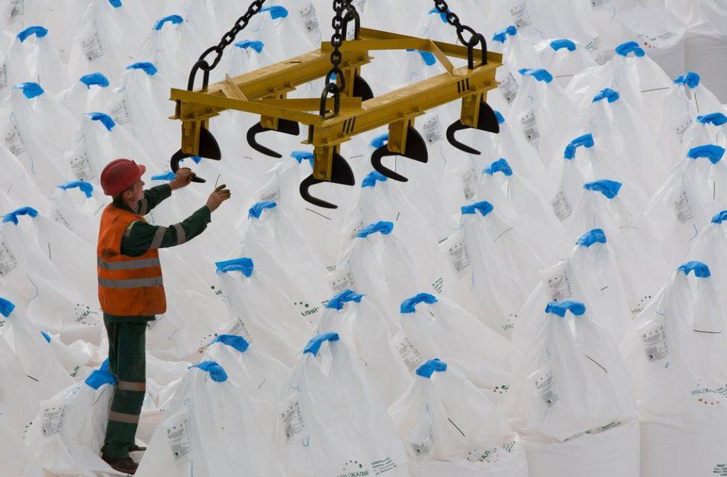В Индии прогнозируется падение импорта хлористого калия