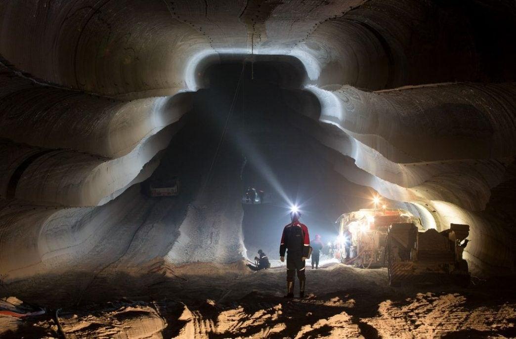 «Уралкалий» продолжает строить новые рудники