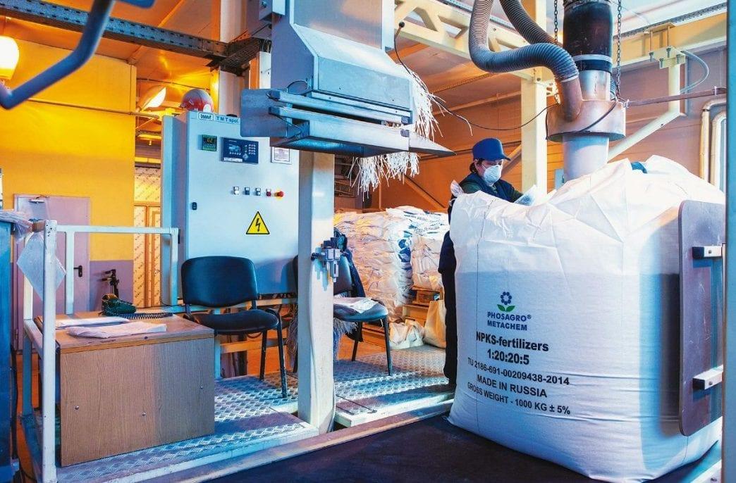 Российские производители продлили фиксацию цен на удобрения