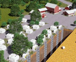 Канадский стартап создает подземную ферму